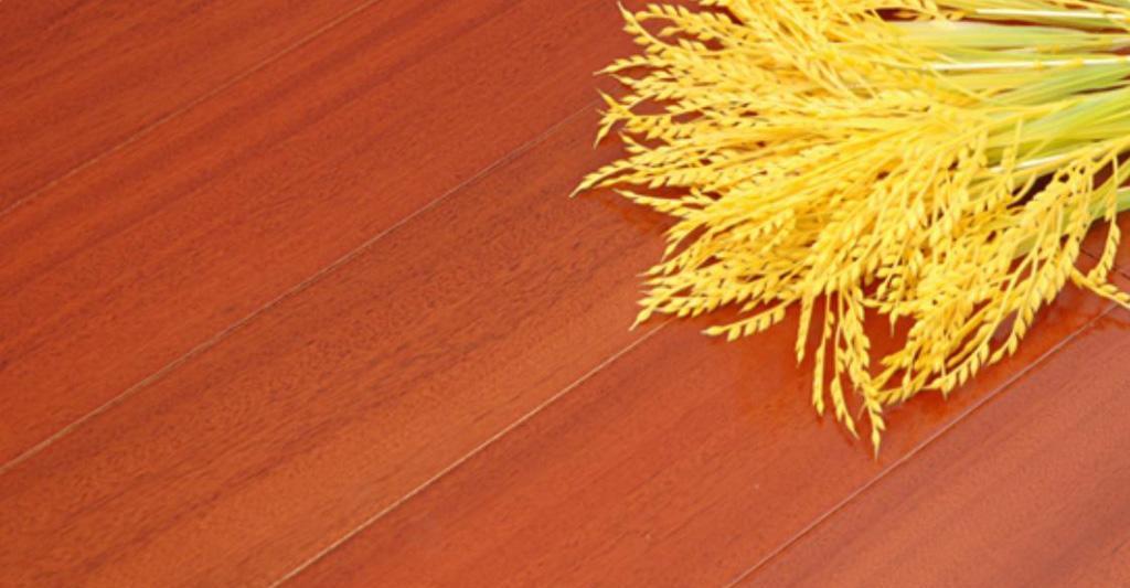 林牌实木地板达比马纽敦豆
