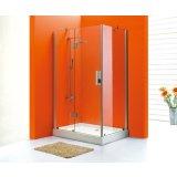 卫欧卫浴玻璃淋浴房VG-527