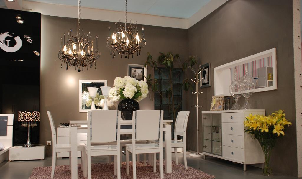 兴利餐台+餐椅KF508