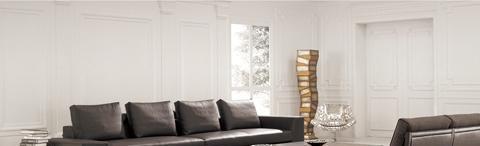 IBOSS皮沙发S118