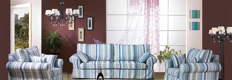 树之语田园全套沙发美乐系列608A608A