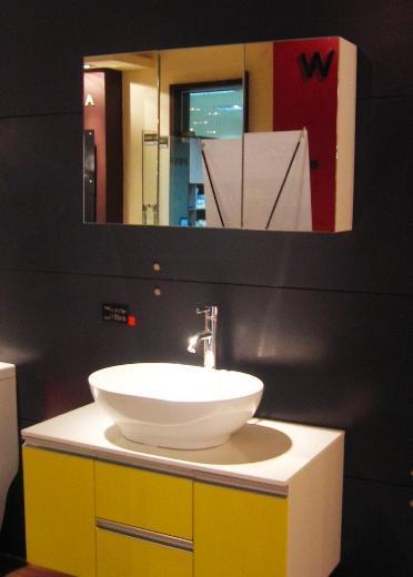 箭牌PVC浴室柜卫浴.瓷砖雅典风尚系列PVC浴室柜AAPG4118