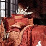 百丽丝18313-8全棉斜纹提花套件-田园假日