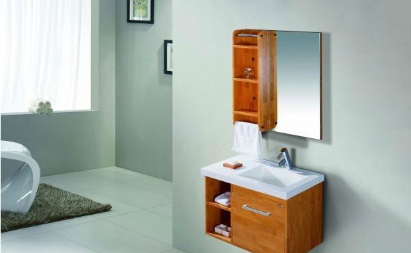 心海伽蓝蓝品挂柜系列kl-324浴室柜