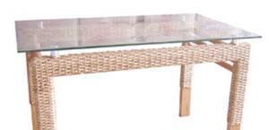 水葫芦玻璃餐桌DTW-3002DTW-3002