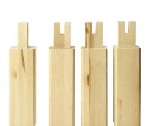 宜家木质支腿-舒坦(20cm)舒坦