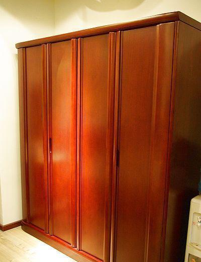 光明卧室家具四门衣柜001-2108-1935001-2108-1935