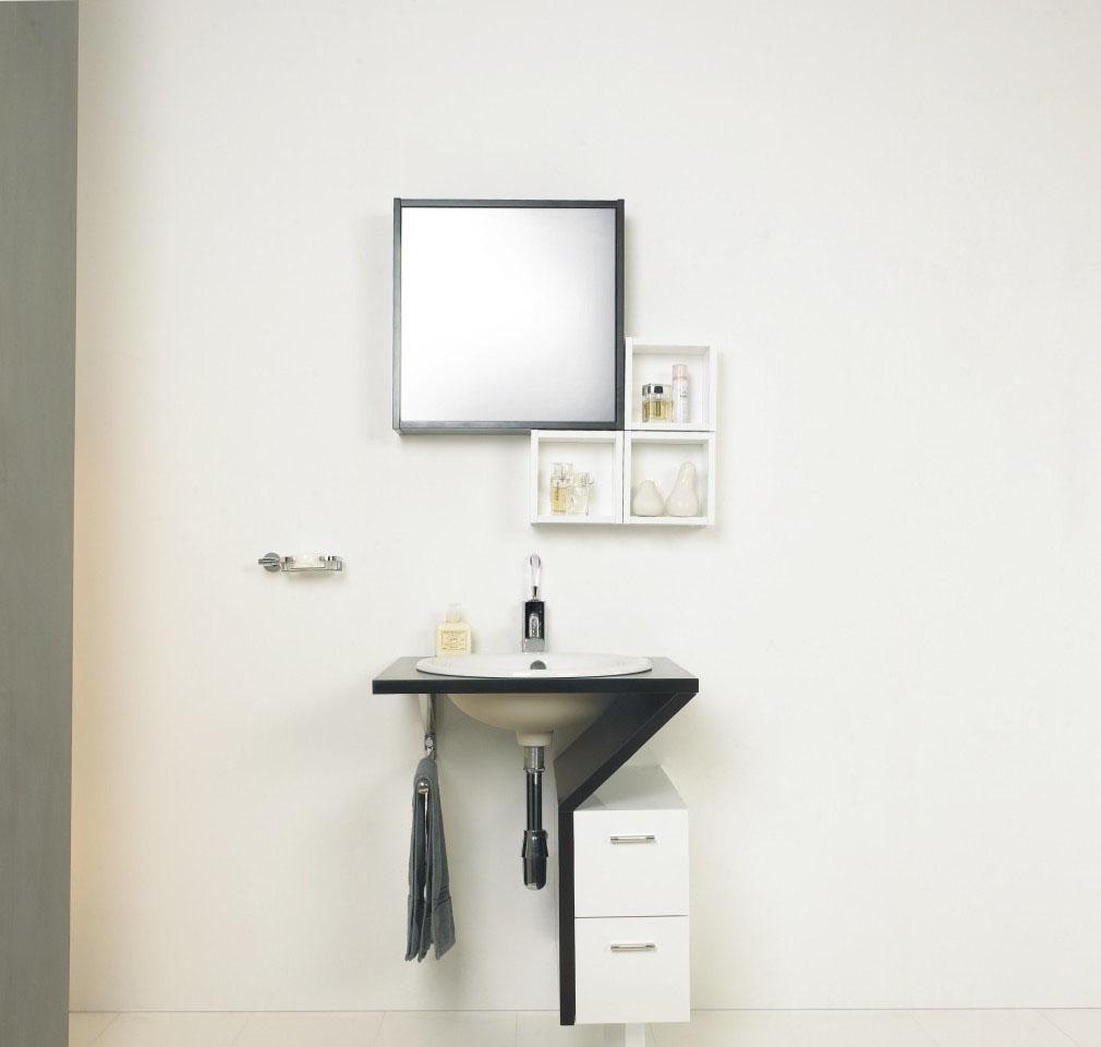 银晶浴室柜ZH5111ZH5111