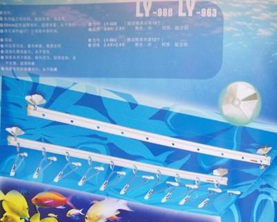 恋伊LY963全铝衣架LY963