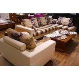 标致客厅家具沙发(仿皮)
