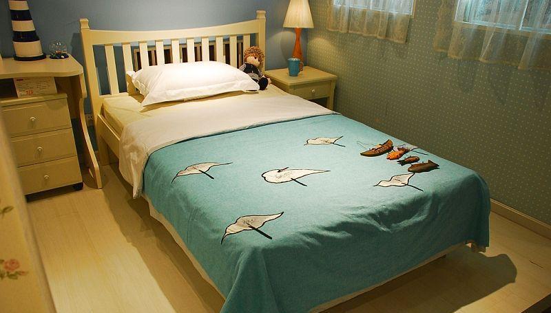 我爱我家儿童家具床架FA41-12-01FA41-12-01