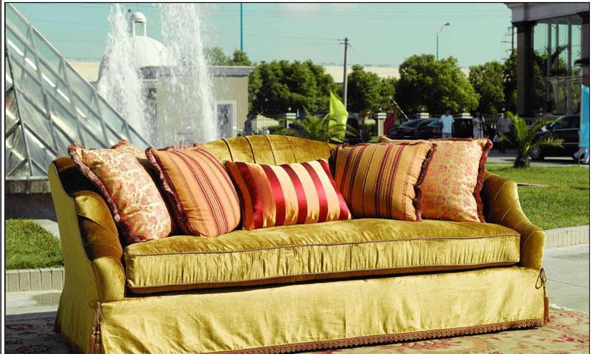 梵思豪宅客厅家具FH5097SF3p沙发FH5097SF3p