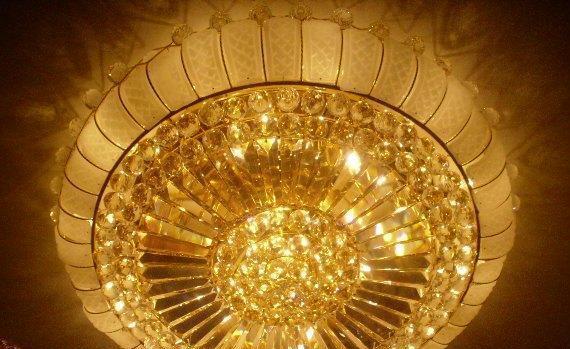 灯饰-室内照明-欧赛特-吸顶灯-6488