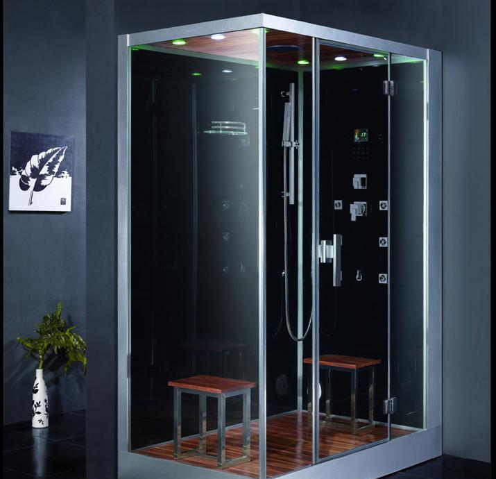 益高DZ961F8双人蒸气浴房(右裙) DZ961F8