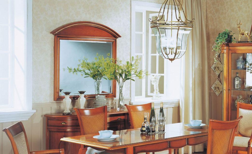 大风范家具新洛可可餐厅系列RC-700餐备镜RC-700 餐备镜