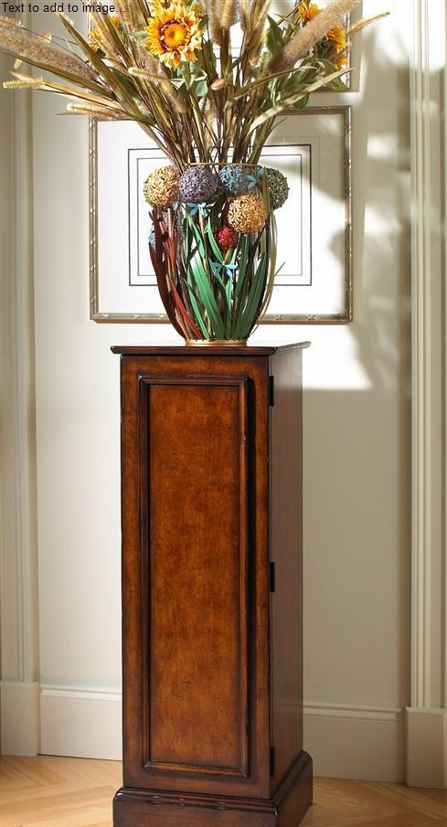 FFDM美国精制家具宴会桌加长叶板储藏柜570-812570-812