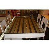 优越OD340餐椅(烤漆板)