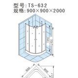 阿波罗简易淋浴房TS系列TS-632