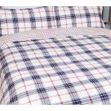 爱可尼斯永恒英伦情调床上用品欧式斜纹全棉四件