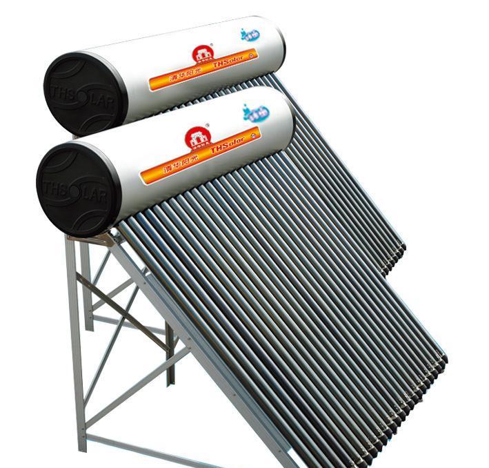 清华阳光太阳能热水器-神童密排
