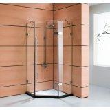 卫欧卫浴玻璃淋浴房VG-561