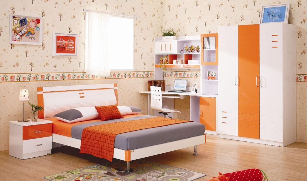 梦幻年华M2327床+床箱M2327