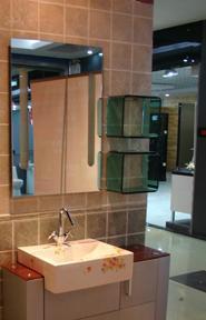 三英SYT-012系列浴室柜390X470X340mm