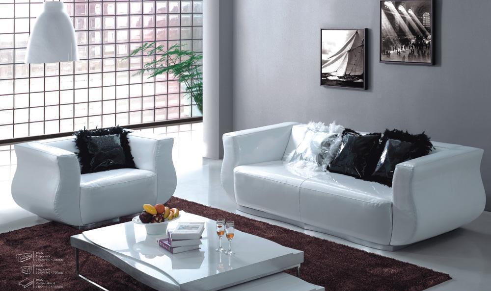 树之语铭爵系列M002沙发+茶几M002
