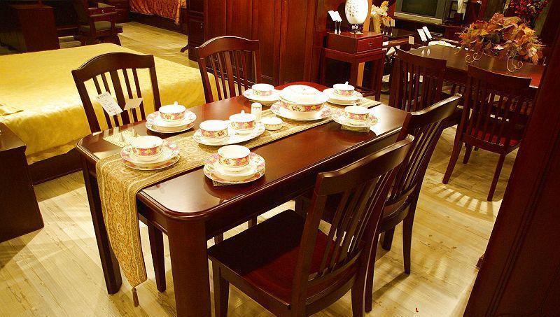 光明餐厅家具餐桌001-4124-1400001-4124-1400