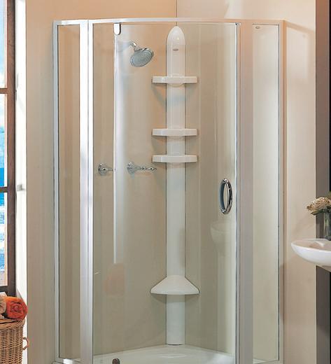 科勒―Valencia 瓦伦西亚 圆弧型开门淋浴房K-17K-17220T/K-17235T