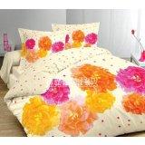 红富士高级被套床单四件套-花团锦簇