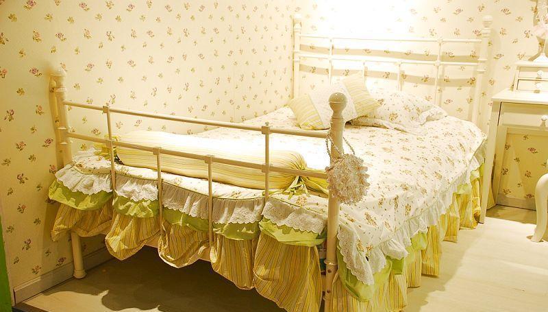 我爱我家儿童家具铁床架FA36-12FA36-12