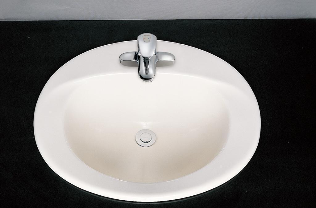 TOTO台上式洗面盆LW501CFBLW501CFB