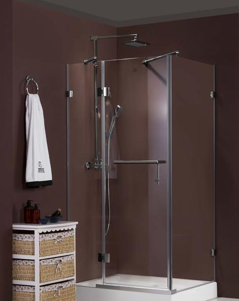 德立长方形外开门淋浴房L1101L1101