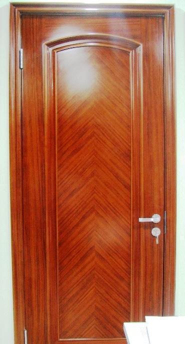 帕莱德实木复合门1011