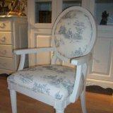 亨利美家W3-58A扶手餐椅