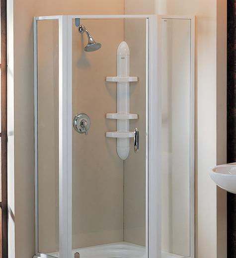 科勒- 瓦伦西亚 钻石型开门淋浴房K-17221TK-17221T