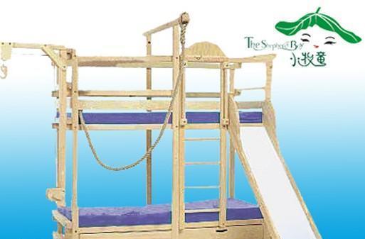 小牧童儿童床组合产品系列TZ-025TZ-025
