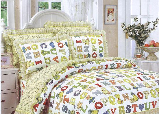梦洁家纺全棉花边三件套(1.2和1.5床用)21号三件套