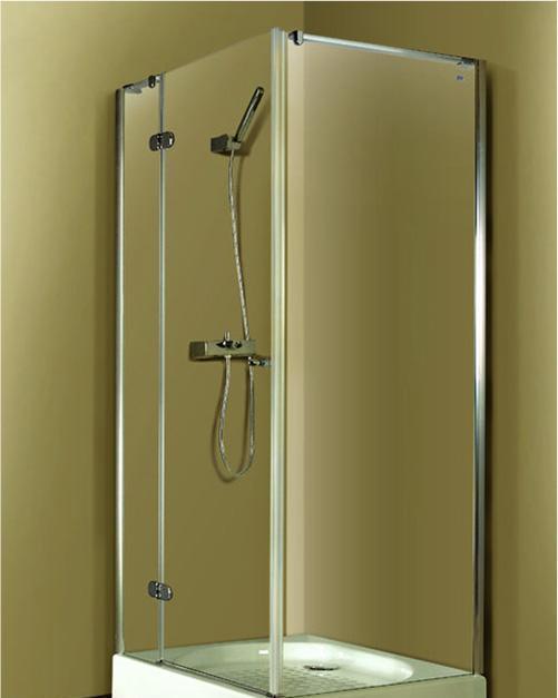 乐家卫浴夏威夷系列长方形淋浴房(左开门)N053L0N053L0412