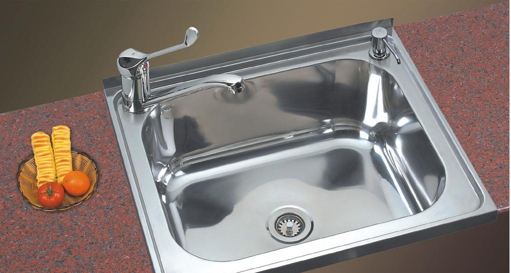 阿发厨房水槽AF-6050BAF-6050B