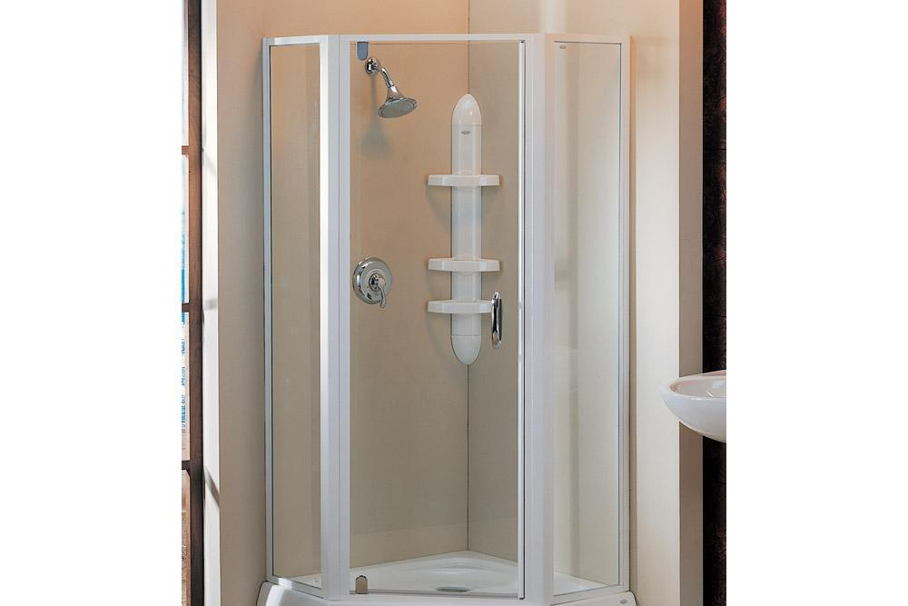 Valencia 瓦伦西亚 钻石型开门淋浴房K-17221T