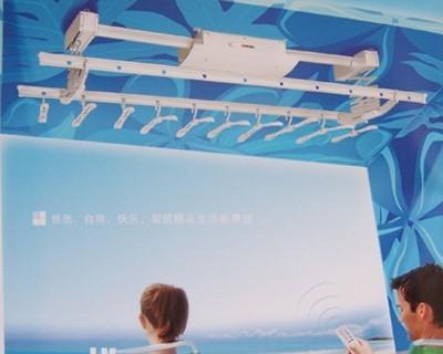 恋伊衣架-LY1388-(2.8M+2.8M)-全铝遥控照明LY1388
