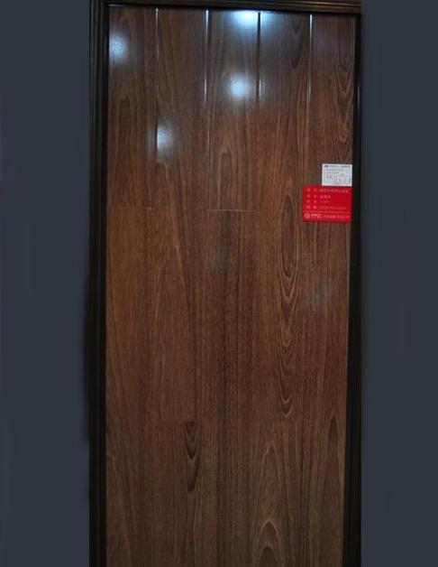 扬子E0健康系列金翅木yz321超实木防水地板