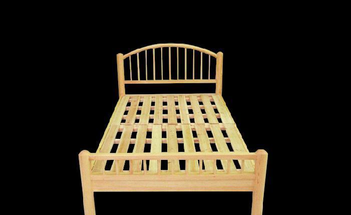贵人缘松木儿童床F01F01