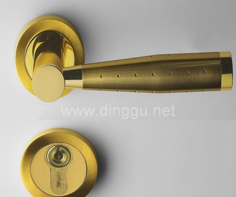 顶固D3501SKB高强合金分体锁D3501SKB