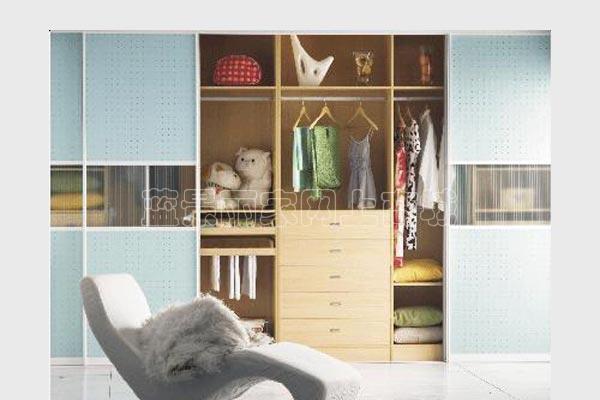 好莱客一字型组合衣柜一字型组合衣柜