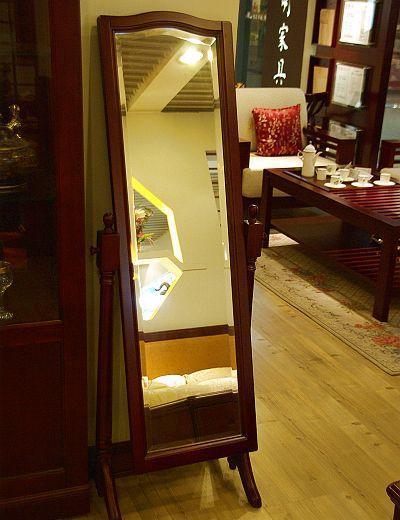 光明客厅家具穿衣镜001-3703-596001-3703-596