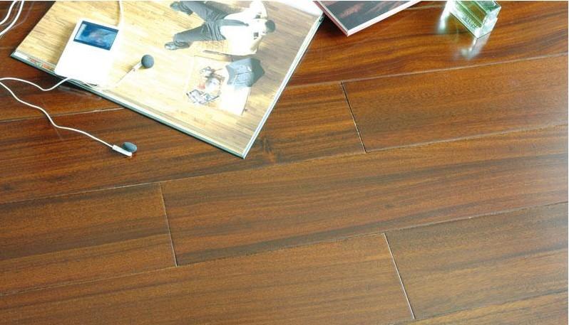 天格实木地板圆盘豆( 平口)