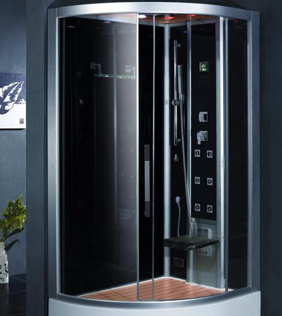 益高DZ967F8蒸气淋浴房(右裙)DZ967F8
